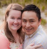 Gerson & Katie Cal - Our Missionary guests, Gerson & Katie are serving with Wycliff to Guatemala