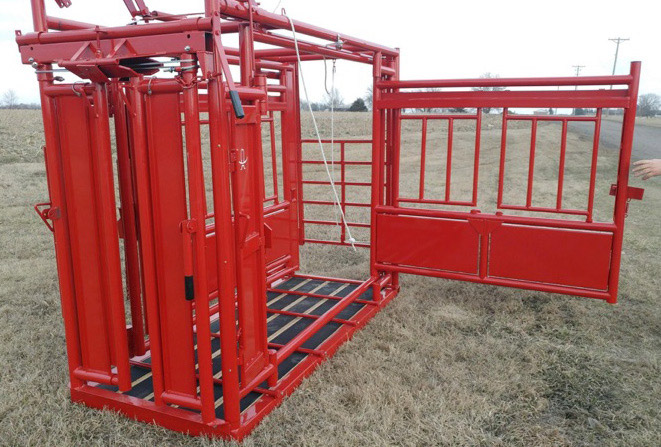 Equalizer Chute - Used with OK Corrals