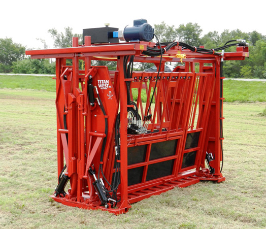 Cattle Care Hydraulic Chutes