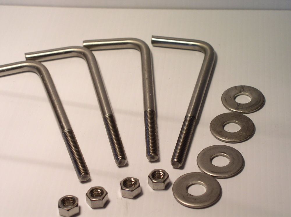 10525 Anchor Bolt Kit