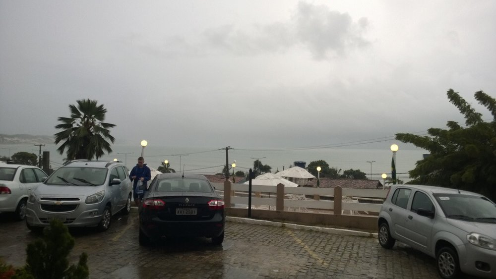 "The ""not so"" blue skies over Natal wouldn't dampen our World Cup spirits"
