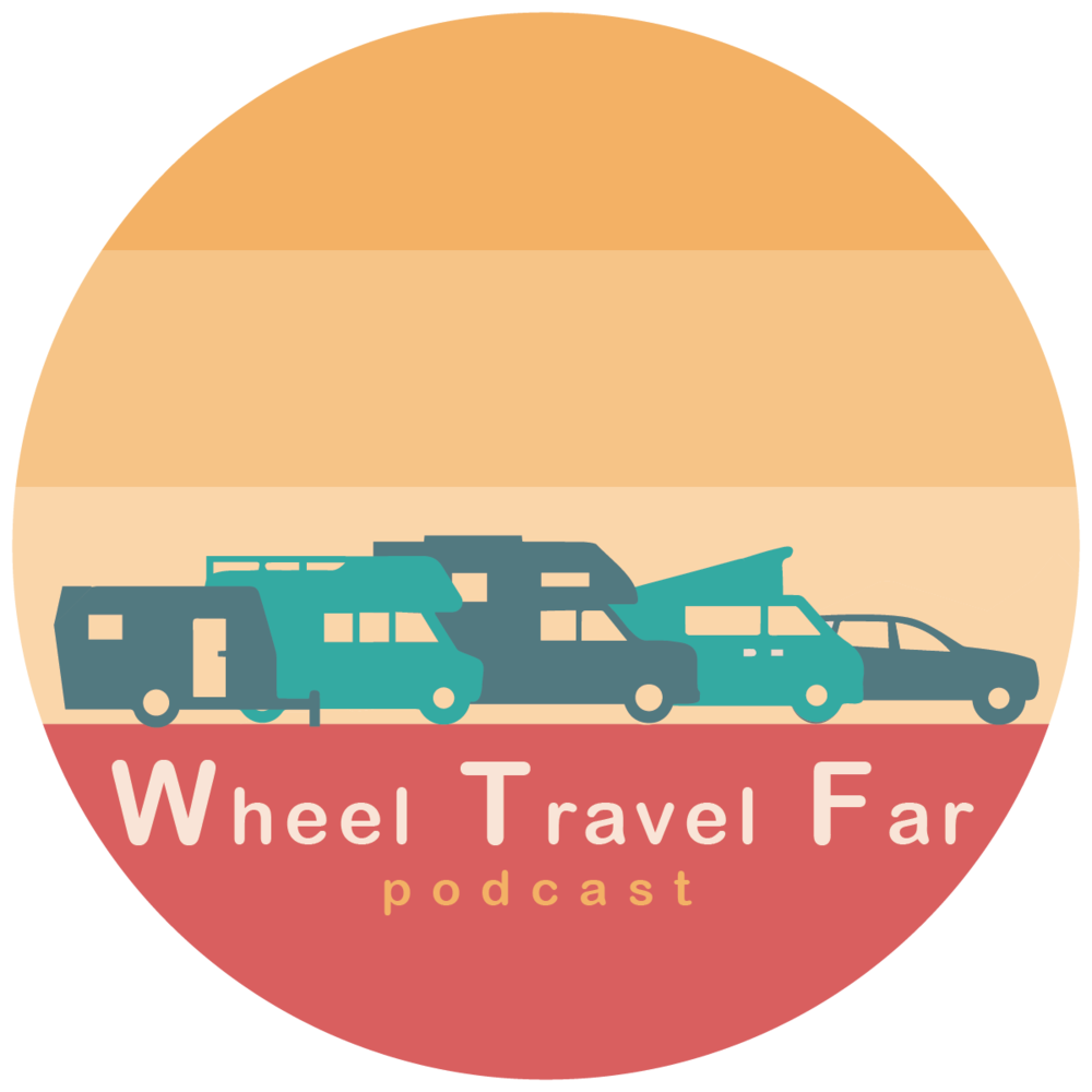 PRESS KIT  - EMAIL US: NICKANDMEGAN@WHEELTRAVELFAR.COMDOWNLOAD FACT SHEET, LOGOS, AND HOST IMAGES HERE