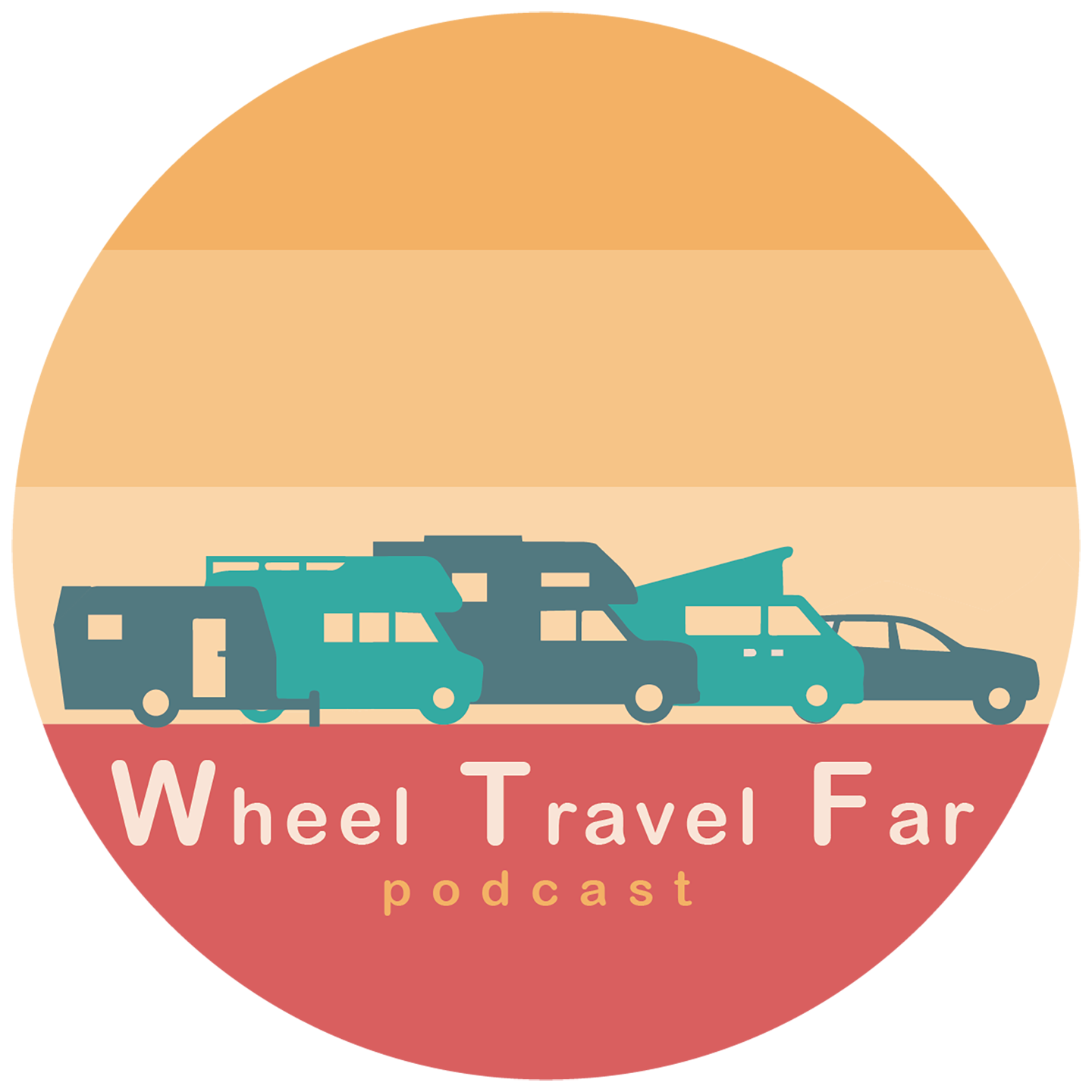 Wheel Travel Far