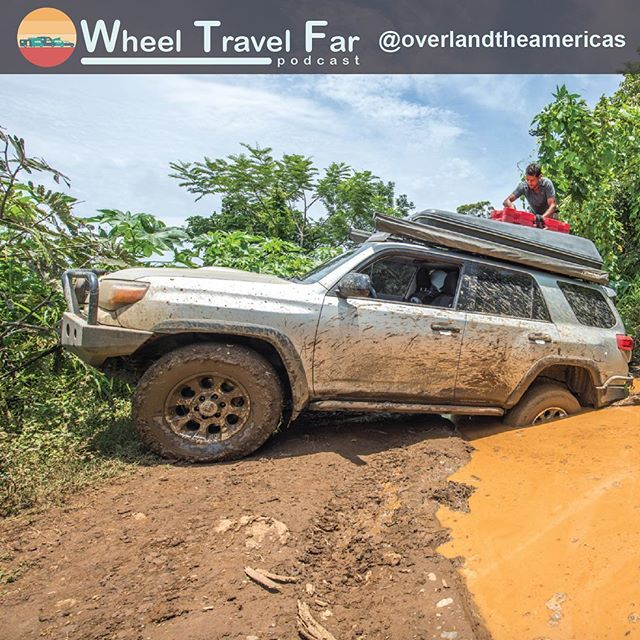 Episode 05: Overlanding is special because back in your normal life, its impossible to get your house stuck in the mud. @overlandtheamericas