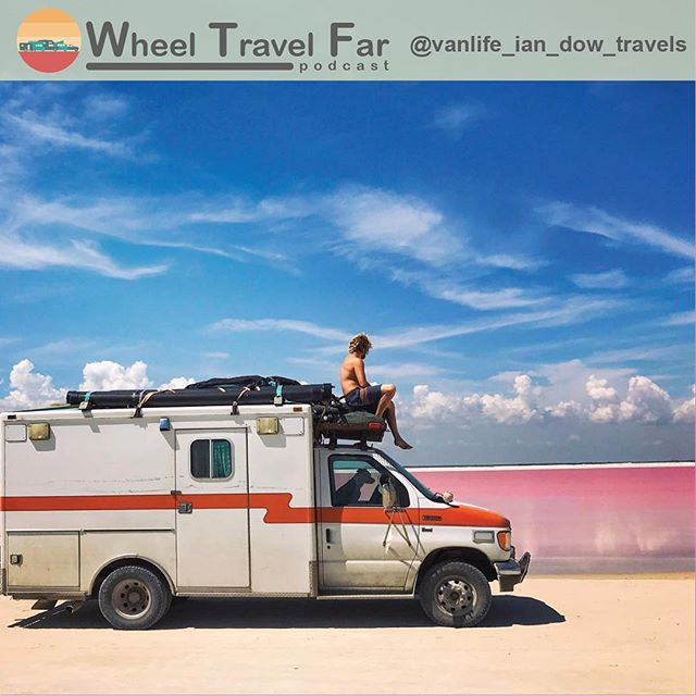 Episode 06: @vanlife_ian_dow_travels went from an ebay bid to mobile apartment to keep his dream of traveling alive. ⠀ ⠀ ⠀ ⠀ #Podcast #podcastshow #traveler_stories #travelblogger #travelguide #overlander #overlanding #offroad #overland #panamerican #vanlife #outfitandexplore #ourcamplife #expeditionportal #overlandbound #forgeoverland #adventuremobile #travelblog #overlandlifestyle #overlandcouple #homeiswhereyouparkit #vanliving #projectvanlife #vandweller #vanlifeideas #vanlifeexplorers #neverstopexploring #exploremore #optoutside⠀