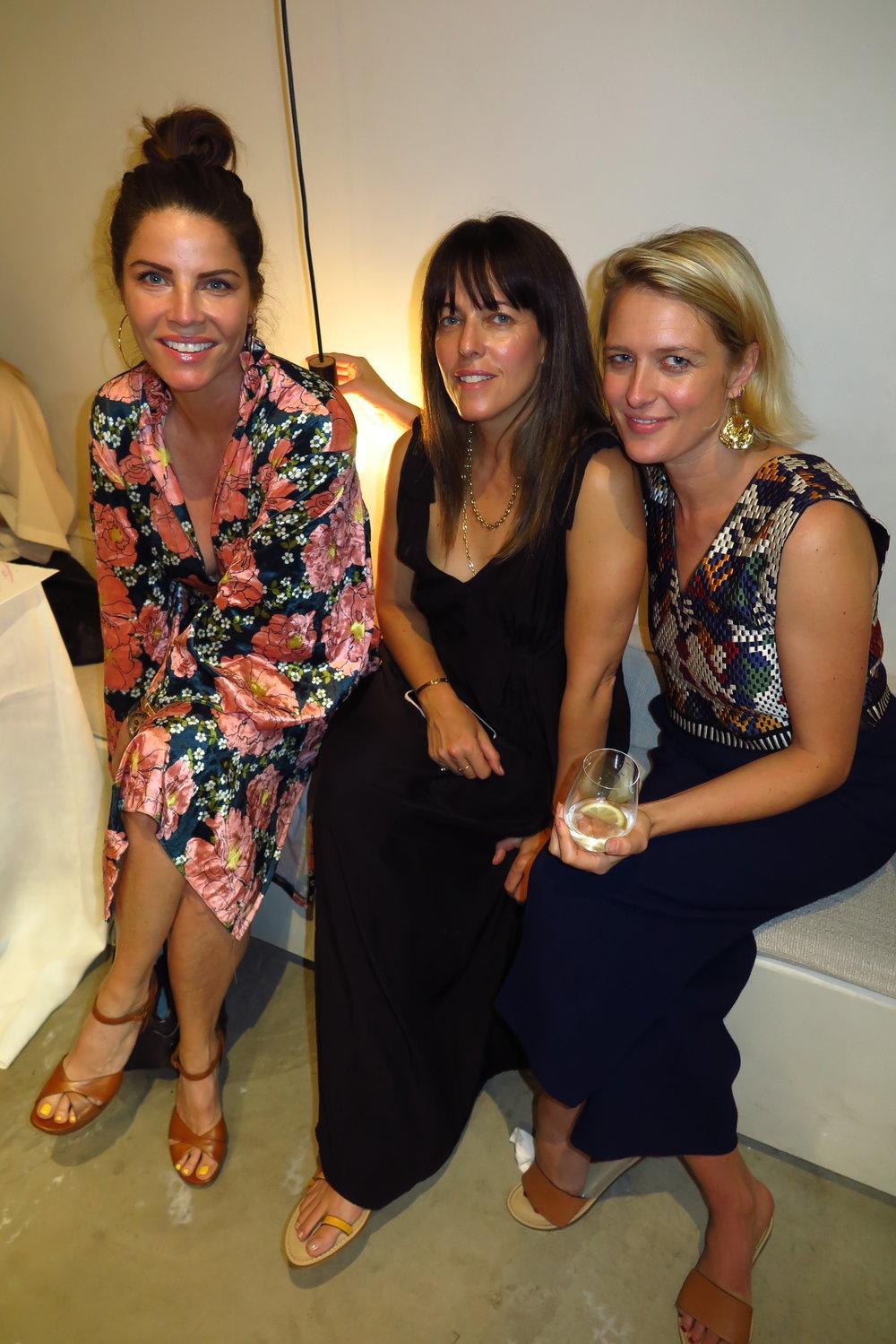 Mychelle Charters, Kelly Atterton, Anita Patrickson