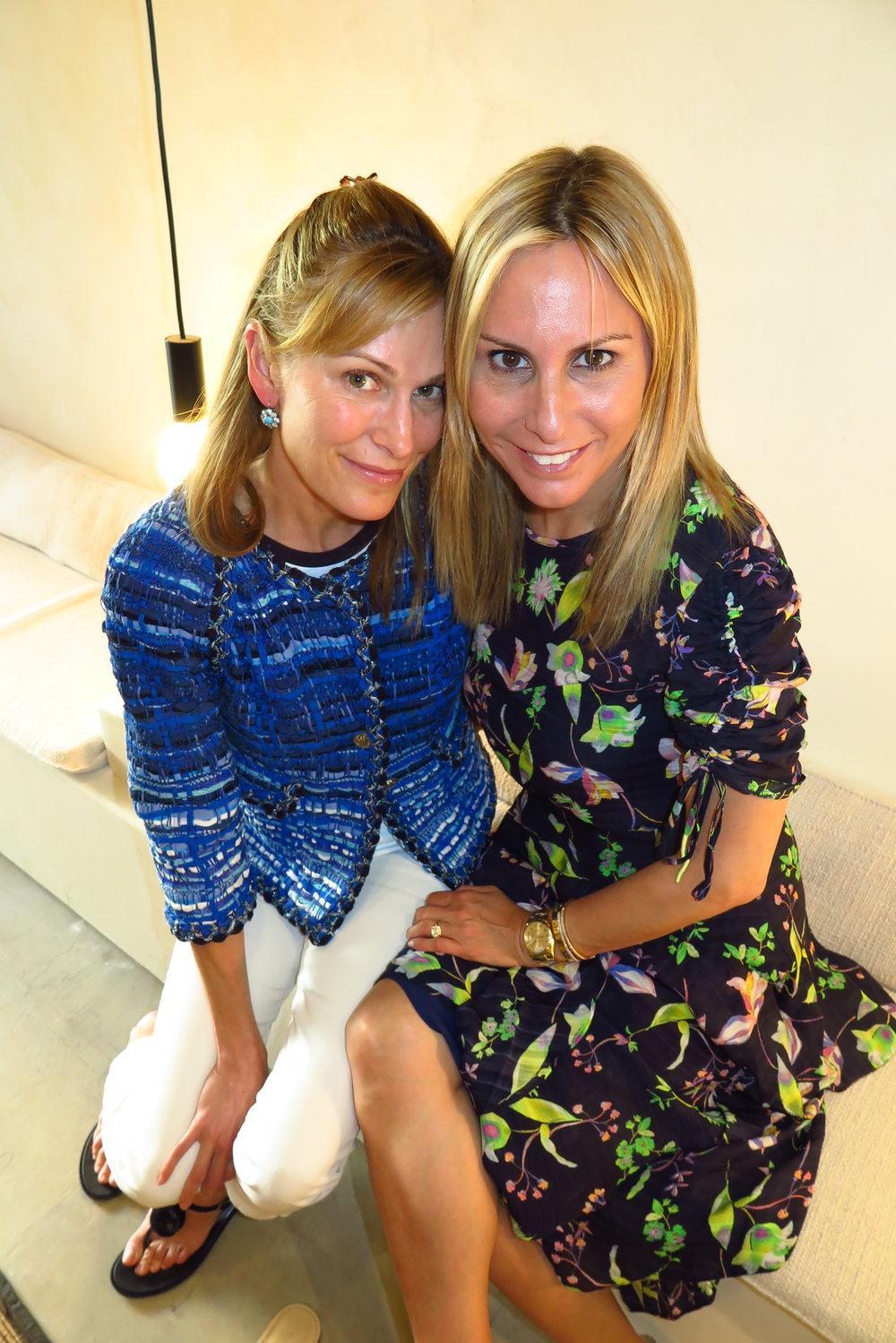 Sarah Moritz, Stacy Cramer