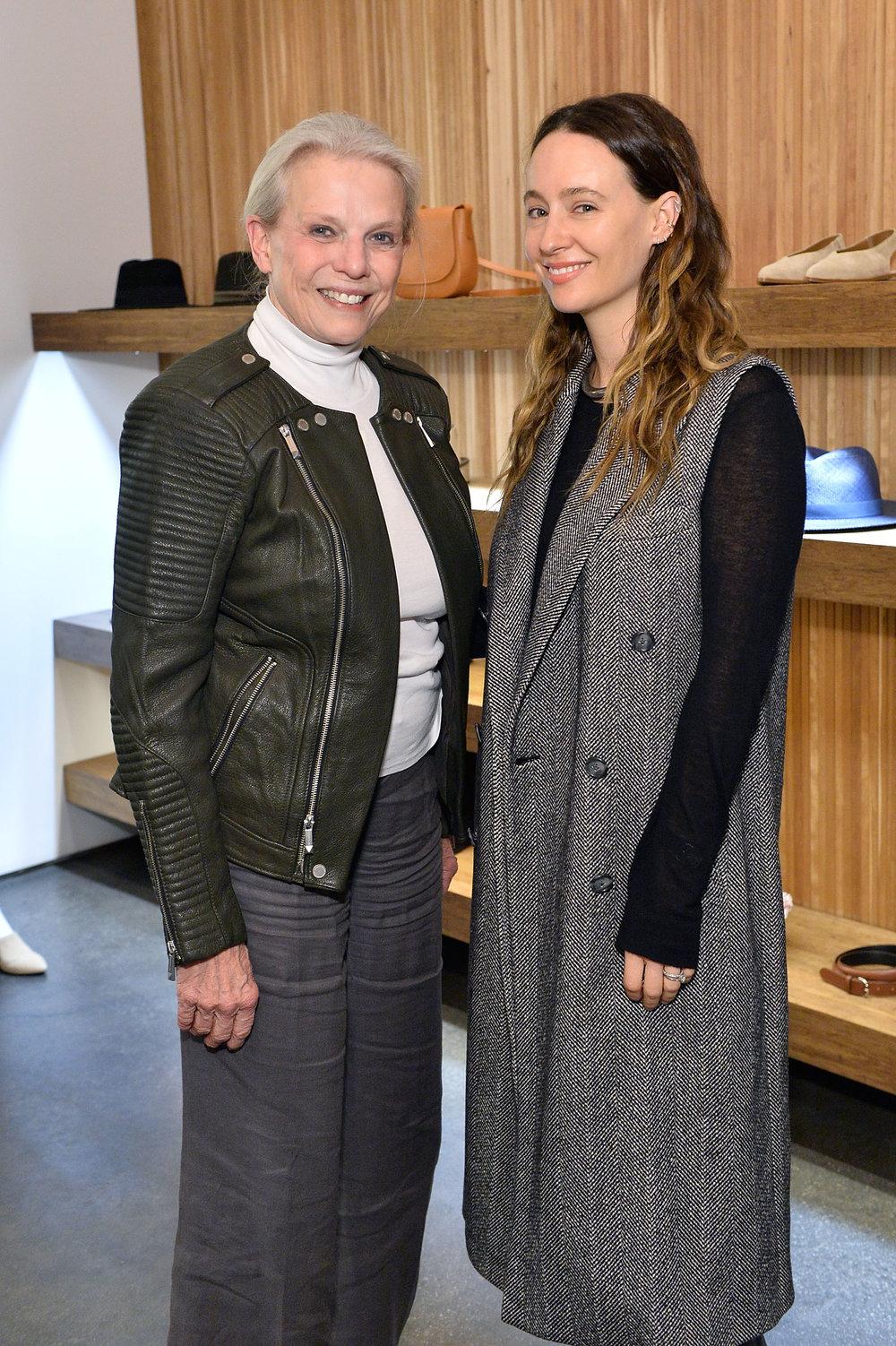 Astrid Heger & Jenni Kayne