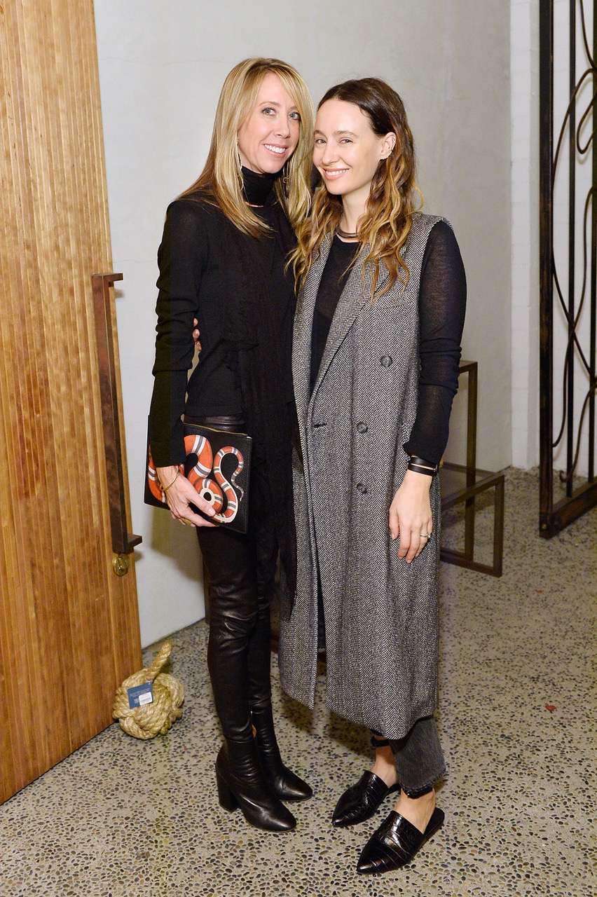 Eve Somer Gerber & Jenni Kayne