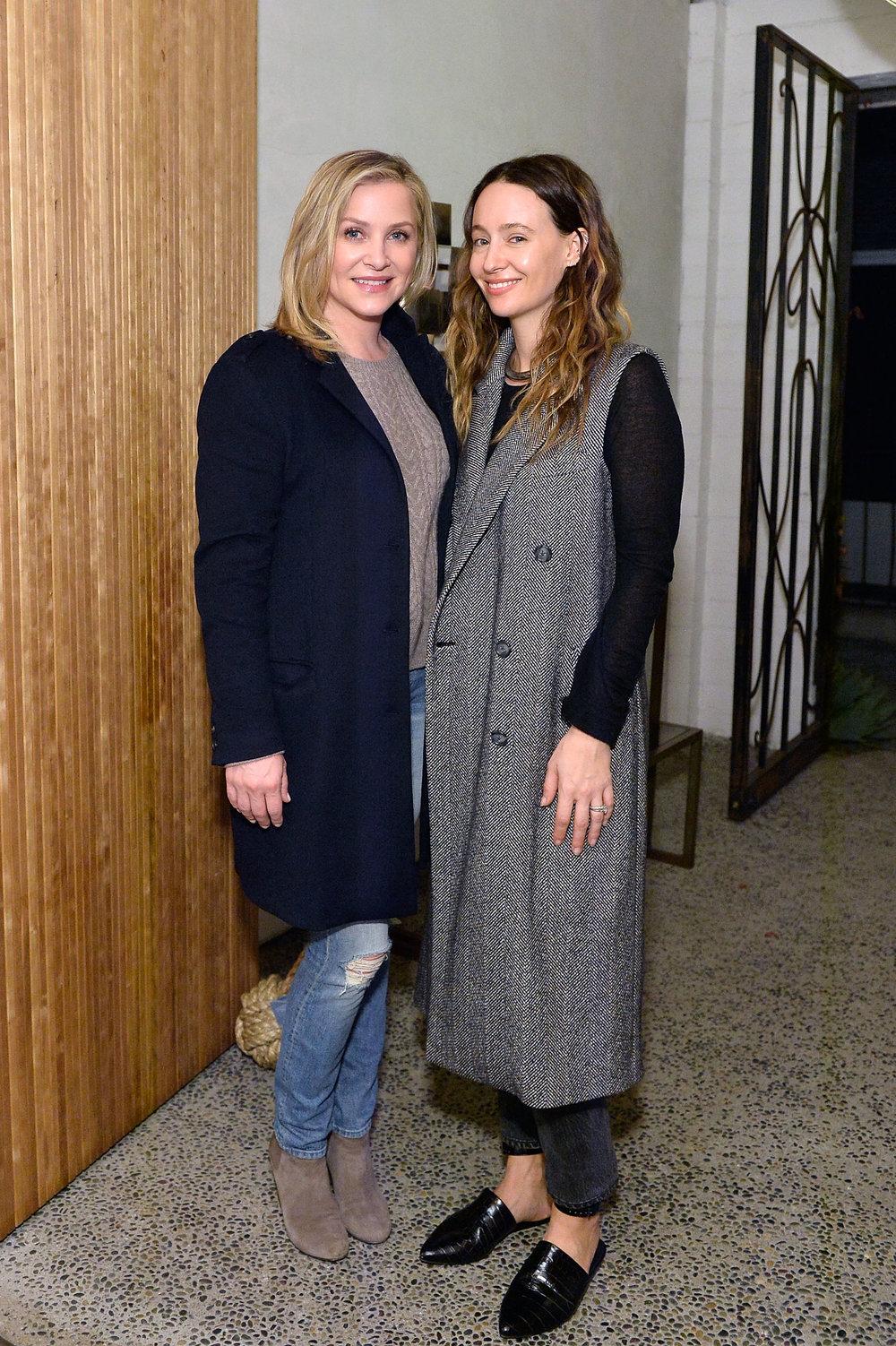 Jessica Capshaw & Jenni Kayne