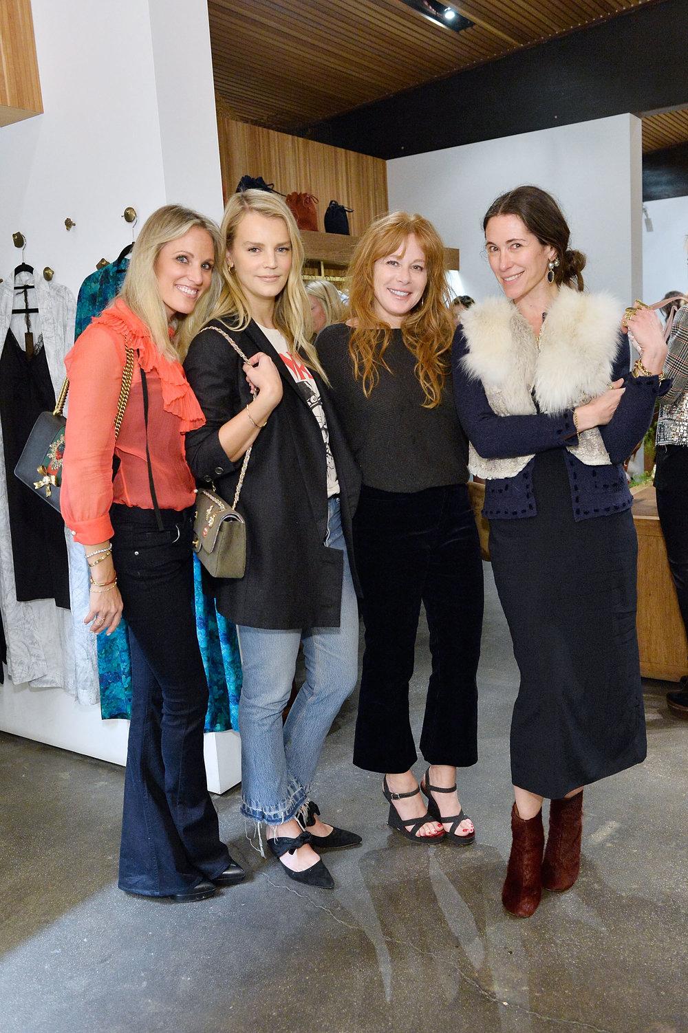 Krista KD, KellySawyer, Kimberly Muller & Lisanne Frank