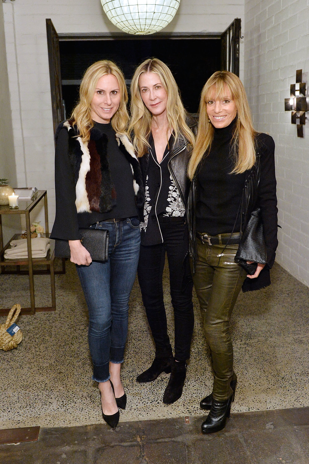 Stacy Cramer, Kelly Styne & Julia Sorkin