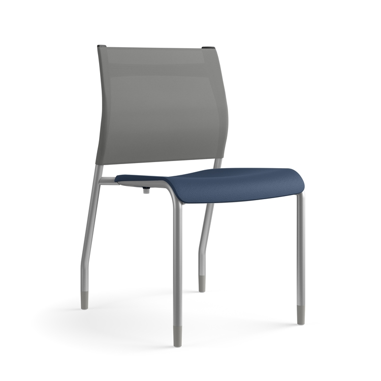 wit_side_plastic_seat_navy_nickel_mesh_armless_silver_frame_front.jpg
