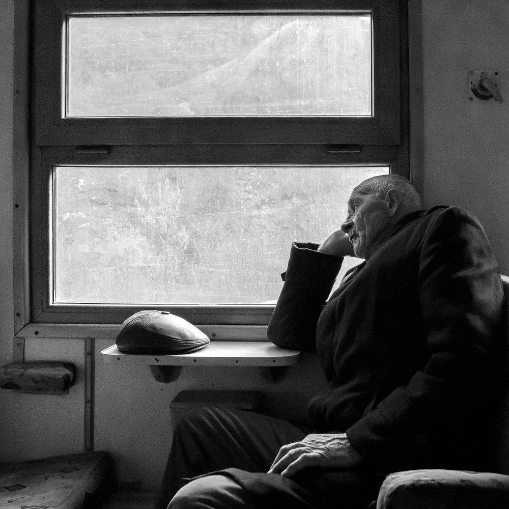 Train Study #1, Bulgaria