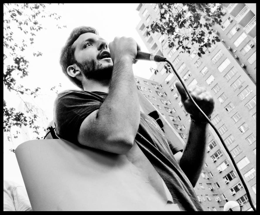 Was born and raised in Queens, NYC by his Colombian immigrant parents. An active socialist and writer, Julian has participated in various social movements like the Immigrant's Rights movement, the Black Lives Matter movement as well as student activism, and work-place organizing as a rank-and-file member of SEIU1199. In 2014, Julian was the campaign manager for Brian Jones in the Green Party gubernatorial campaign, alongside Howie Hawkins, against Andrew Cuomo. He has frequently written articles on New York City politics, criminal justice and labor issues for Socialist Worker and Jacobin Magazine.