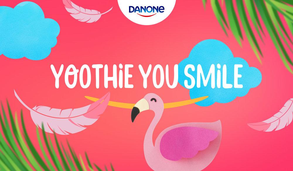 DANONE - Yooyhie you smile