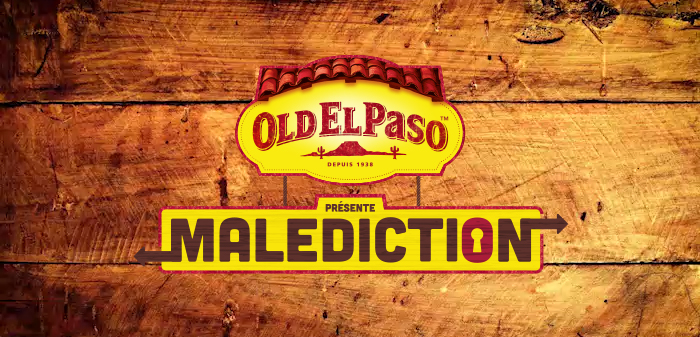 Old El Paso - Escape Game #Malediction