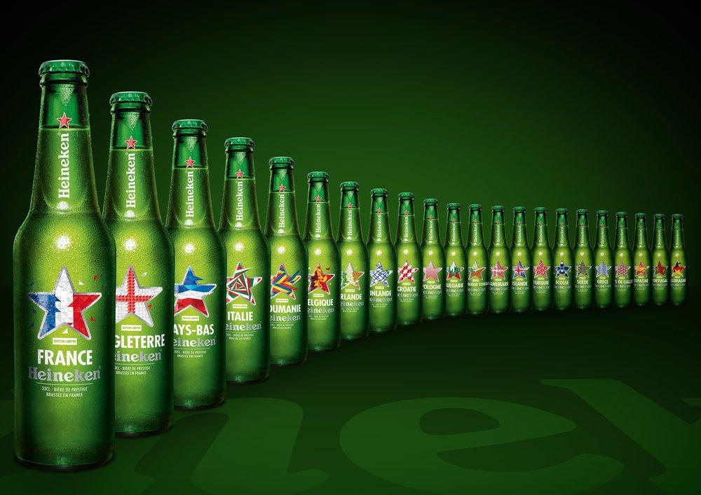 Heineken - countries edition