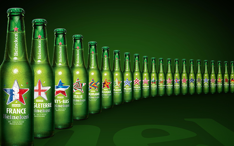 HEINEKEN - COUNTRIES EDITION