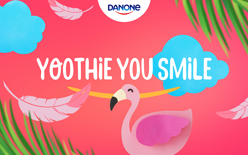 DANONE - YOOTHIE YOU SMILE