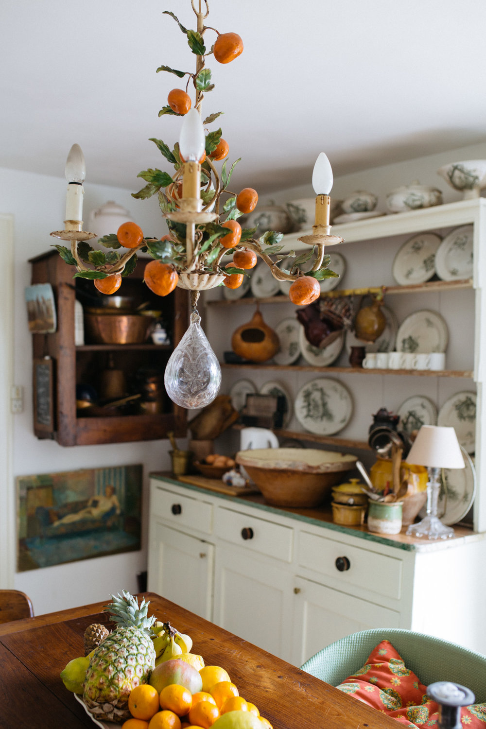 Heather Bullard | French Kitchen