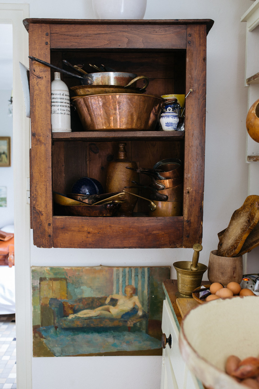 Heather Bullard | French Kitchen