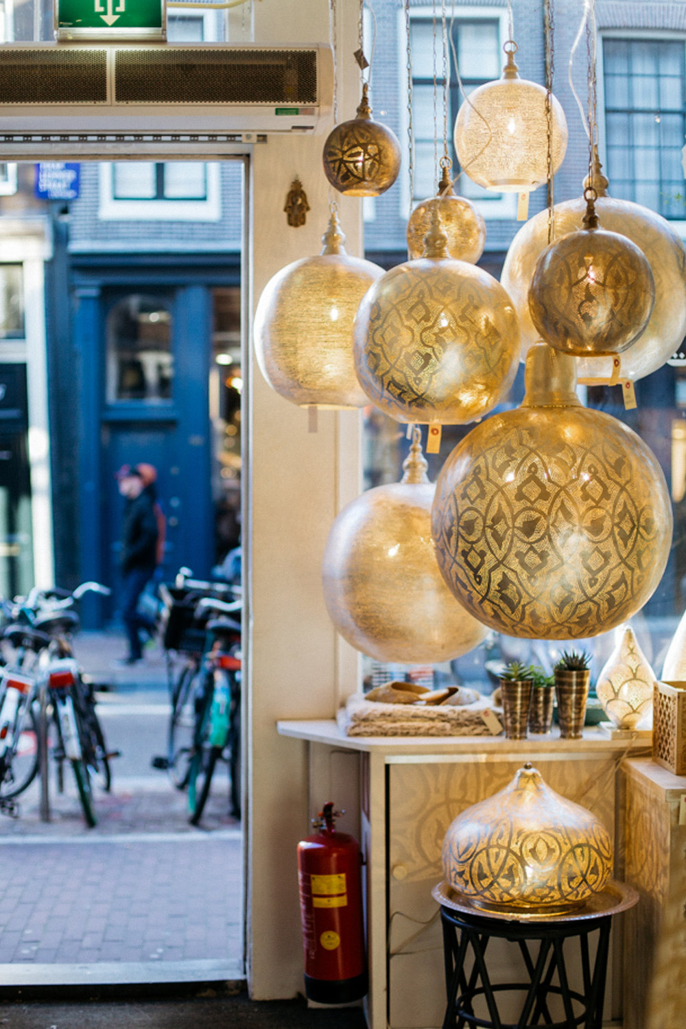 Heather Bullard | Amsterdam Shopping