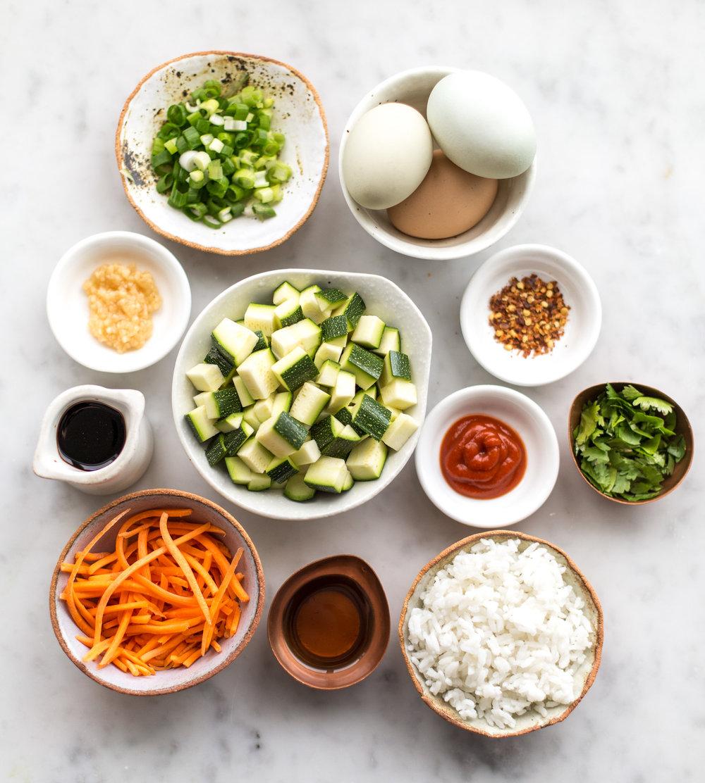 Heather Bullard | Zucchini Fried Rice-1
