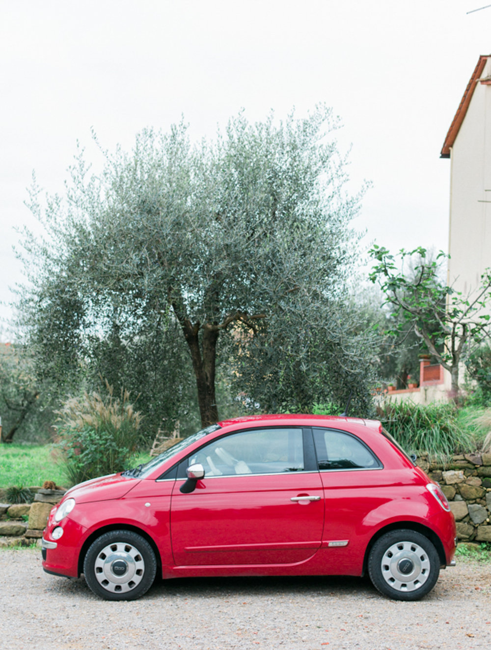 Heather Bullard | Red Fiat