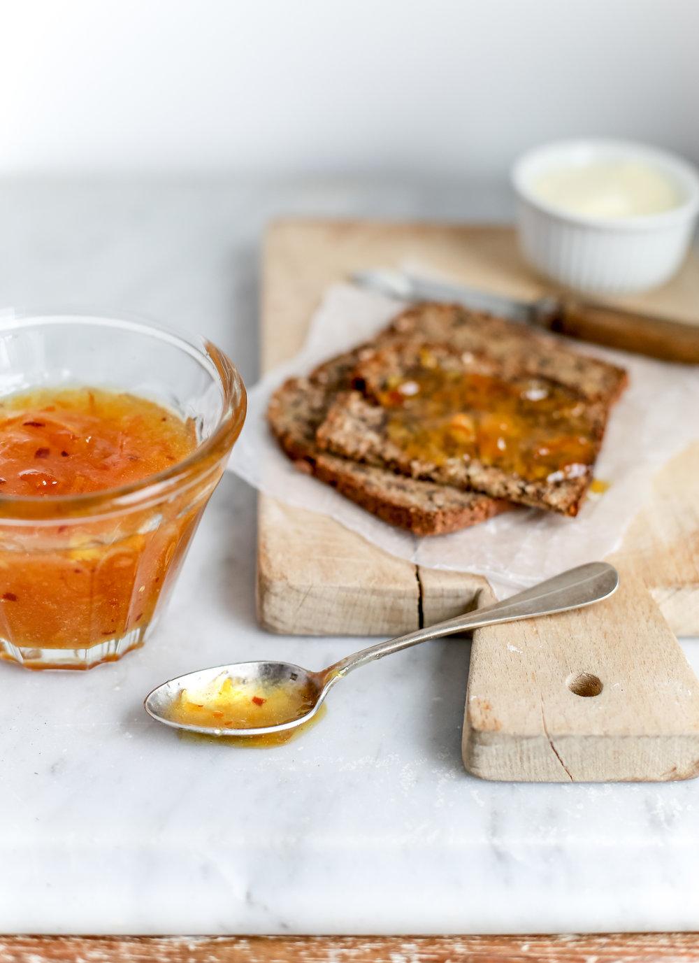 Heather Bullard | Spicy Orange Marmalade