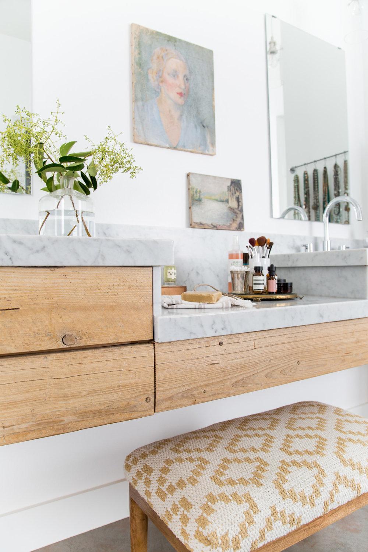 Heather Bullard | Marble Wood Vanity-7
