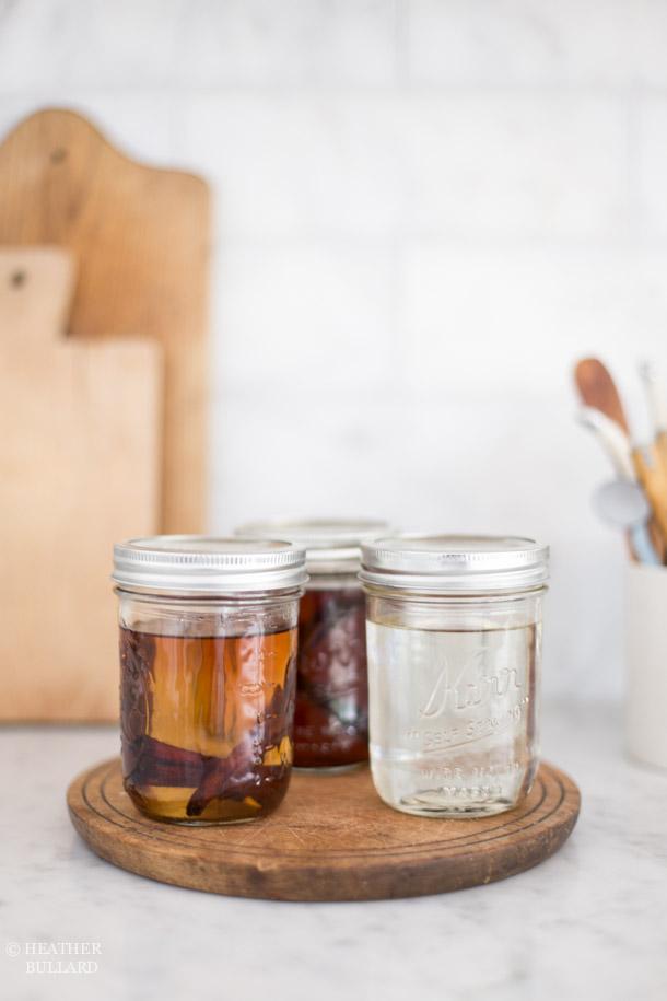 Heather Bullard | Coffee Syrup Recipes-101