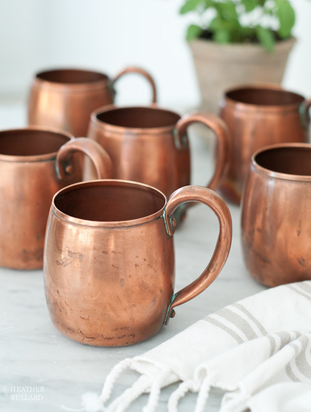 Copper Mugs | Heather Bullard-1