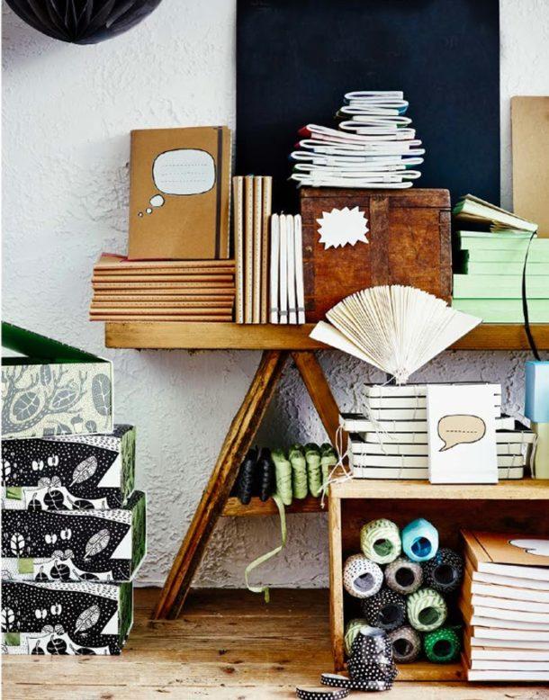Ikea Paper Shop 2
