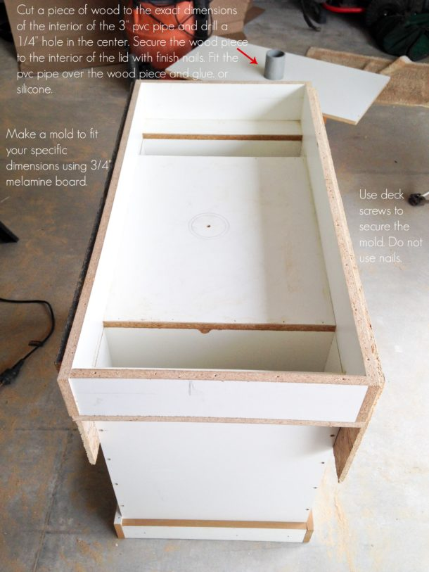 Heather Bullard DIY Concrete Vanity 6