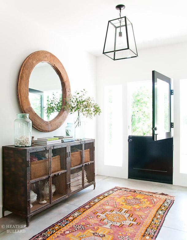 entryway mirror heather bullard