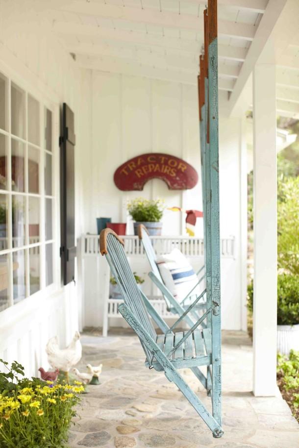 Ojai—Porch