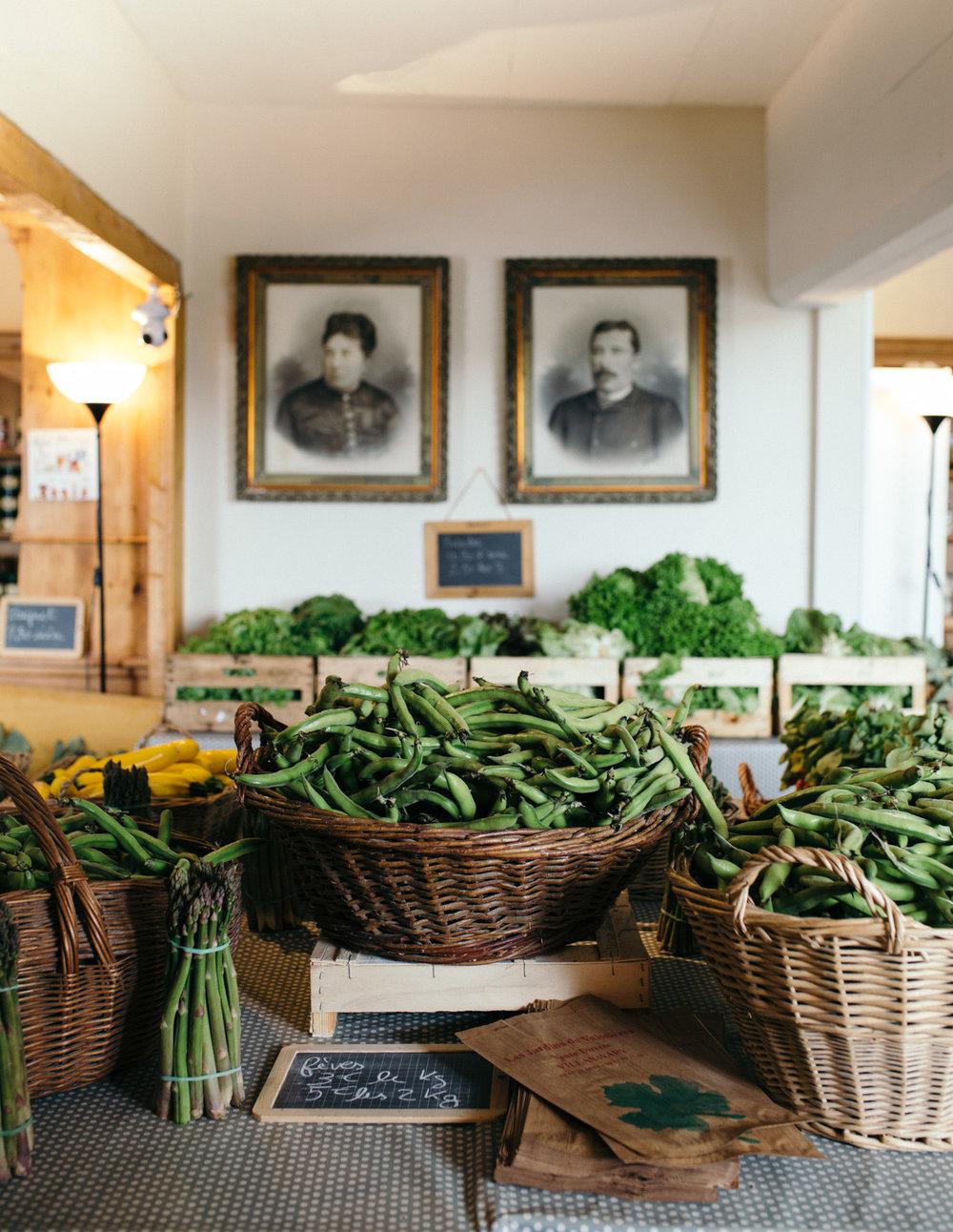 Heather Bullard | French Grocery