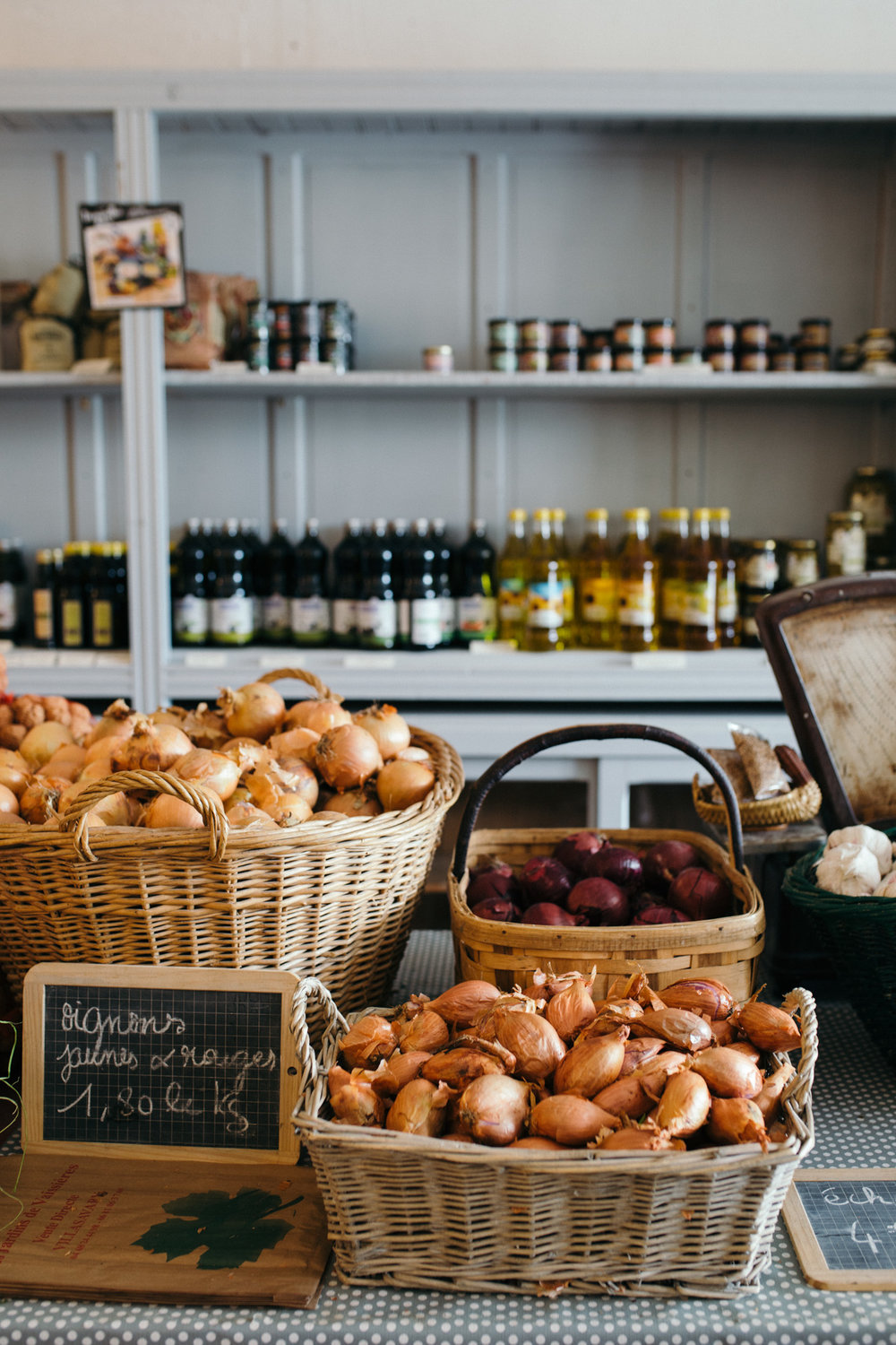 Heather Bullard | French Grocery
