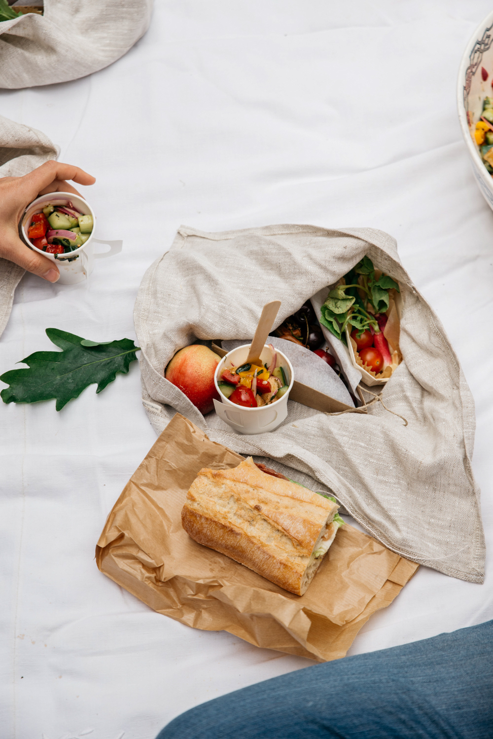 The Academy France - Styling and Photography Workshop for Creatives | Saint Emilion Picnic