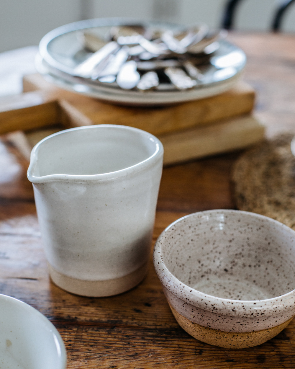 Heather Bullard Pottery Work