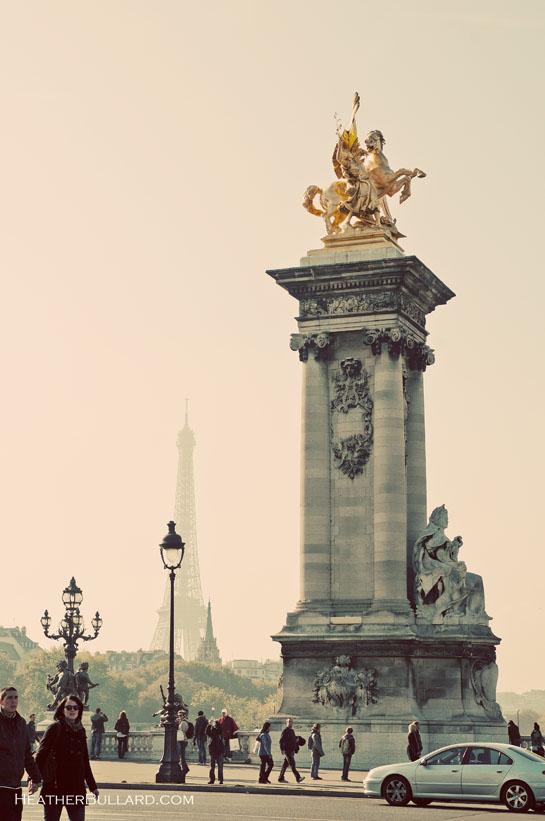 Paris, First Impressions