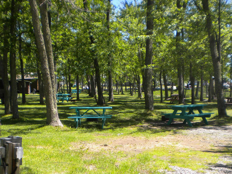 Overnight Camping Sites
