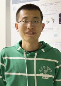Yang Yang   Former graduate student  Became a postdoctoral fellow at the University of Illinois-Urbana-Champaign