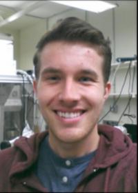 Ian Cone   Former undergraduate student, 2016