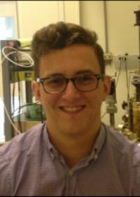 James Curtis   Former undergraduate student, 2015