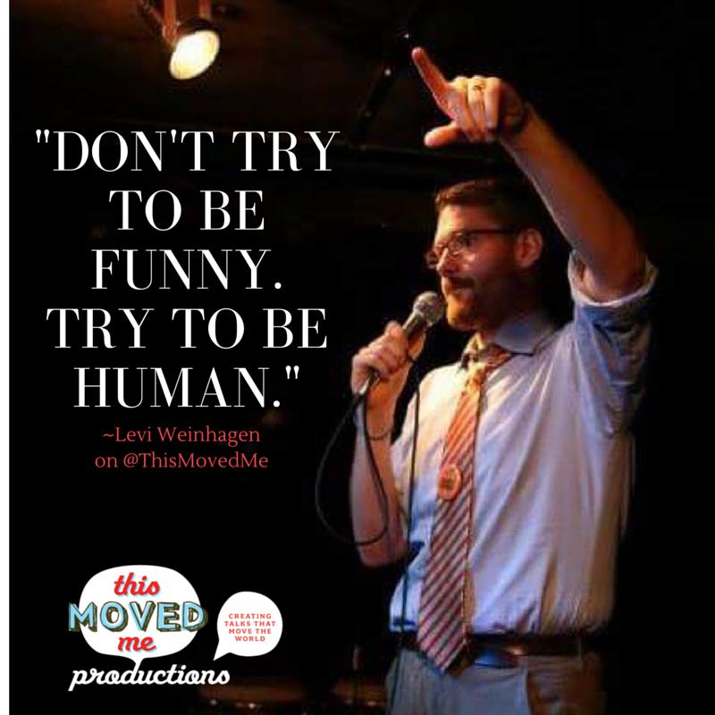TMM Levi Weinhagen Quote