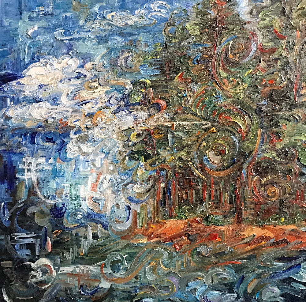 swirls -