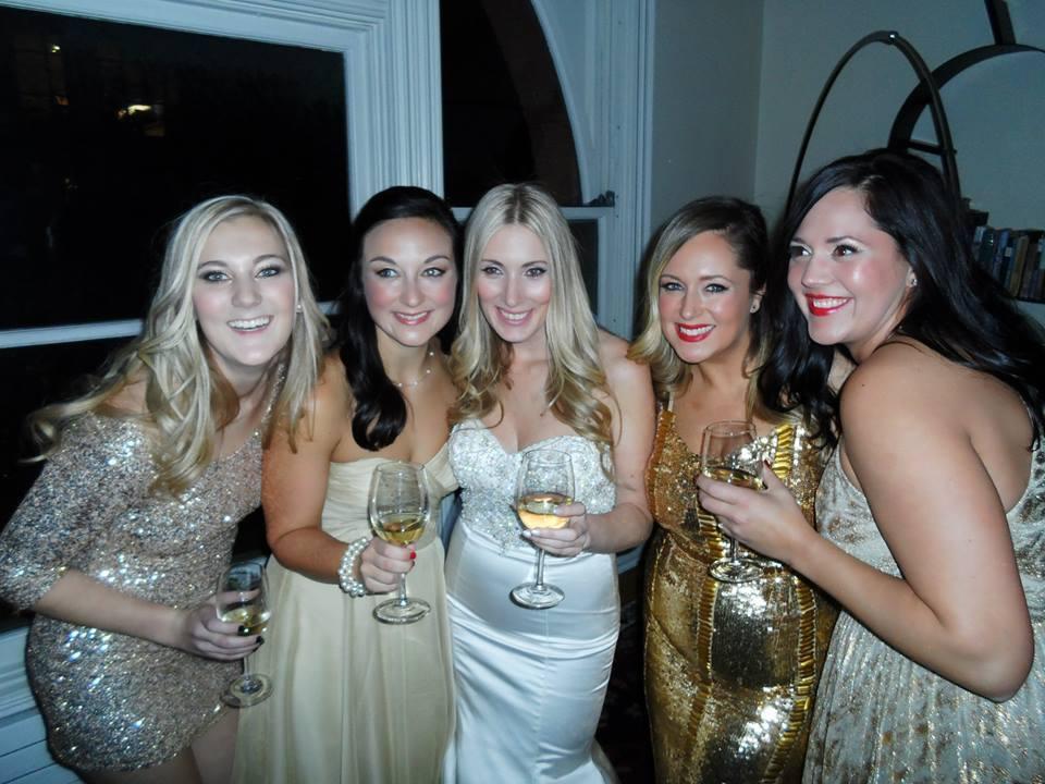 Golden girls!