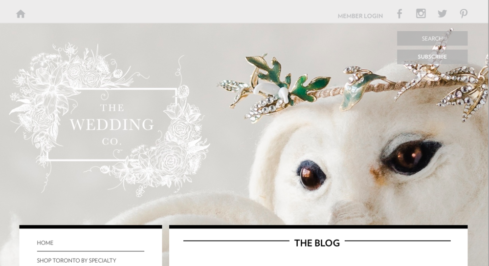 As seen in  The Wedding Co blog . All photos by Whitney Heard, all makeup by Maya Goldenberg.